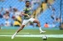 Man City players Raheem Sterling, Riyad Mahrez and Vincent Kompany have FIFA 19 ratings confirmed