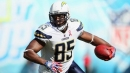 Chargers TE Antonio Gates 'optimistic' about playing Week 1