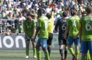 Chad Marshall's red card rescinded