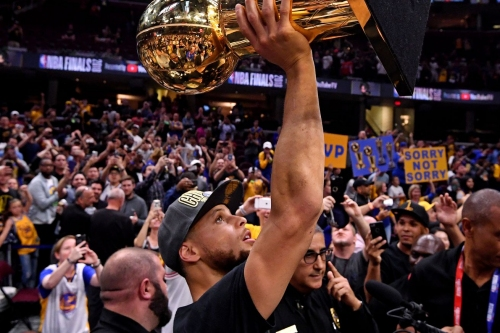 2019 NBA title odds update: Tracking the Warriors' offseason betting trends