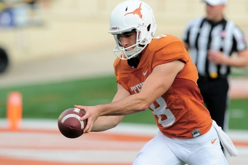 Texas punting will likely be inconsistent as Ryan Bujcevski adjusts to game situations