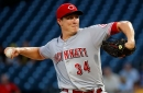 Cincinnati Reds' record in Homer Bailey's 2018 starts, 1-19, is a first since 1899
