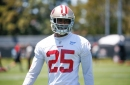 49ers getting relatively healthy at the right time