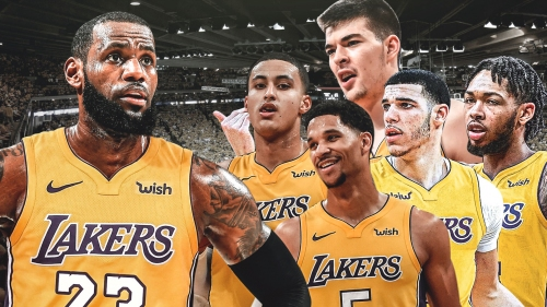 The Lakers should not break up young core for LeBron James' next star partner