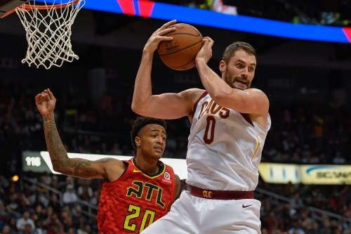 Locked on Hawks podcast: Rebuilding, Cavs outlook and more with Martin Rickman