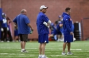 """Mike Shula looking forward to Giants' """"versatile"""" offense debuting on Sunday"""