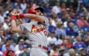 Goold: 25 years ago today, Whiten had greatest single-game in Cardinals history, until Carpenter...