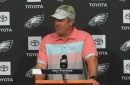 Doug Pederson talks about players who impressed him in Eagles vs. Falcons