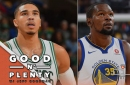 JA Adande: Kevin Durant comparisons not that far off when it comes to Jayson Tatum