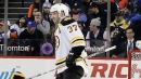 Bergeron among Bruins players not going on trip to China