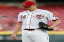 Cincinnati Reds take Homer Bailey out of starting rotation; Tyler Mahle to start Sunday