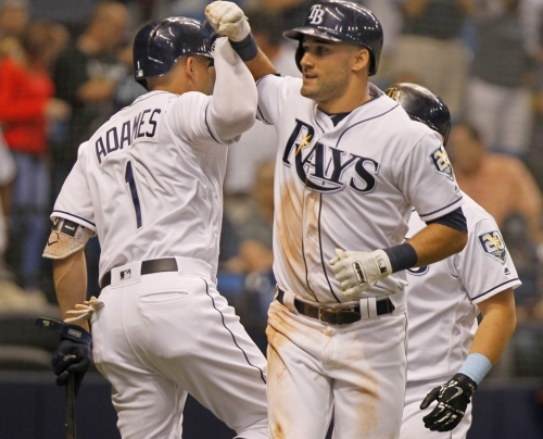 Rays journal: Kevin Kiermaier stays on hot streak