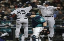 Robinson Cano, just as his Mariners' teammates, baffled again in defeat, this time 4-0 to Yankees