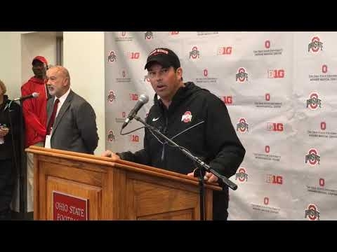 Everything Ohio State acting head coach Ryan Day said after the Buckeyes beat Rutgers, 52-3