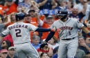 Bregman HR helps Astros top Red Sox 5-3; go for sweep Sunday