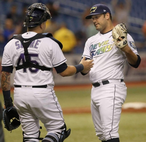 Rays journal: Relentless effort needed to defeat Orioles