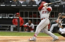 Mike Trout belts two homers among his five hits in Angels victory