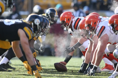 bfe6c7718 ... NFL Picks  Predicting the winner of Steelers vs. Browns Week 1 ...