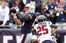 WATCH: Patriots take early lead thanks to defense, Brady-Gronkowski connection