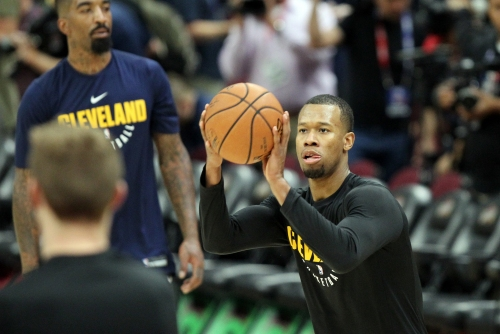 Rodney Hood accepts Cavaliers' $3.4 million qualifying offer, sets up free agency next summer