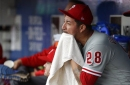 Phillies fall 6-4 to Mets for 7th straight series loss