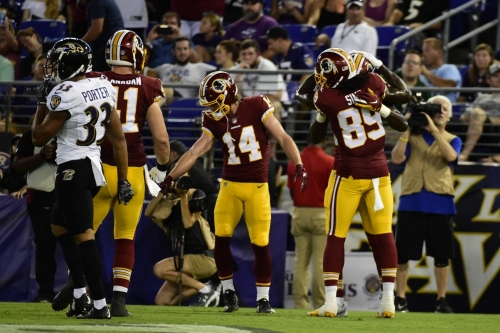 Redskins vs Cardinals Injury Update: Cams Sims(OUT) and Trey Quinn(Questionable) with ankle injuries