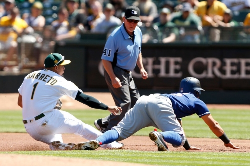 61-82 - Rangers swept by Athletics after a series of missed opportunities