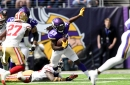 For Vikings' Dalvin Cook, first game back more about catching ball than running it