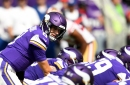 Vikings center Brett Jones has solid debut, but line needs to shore up