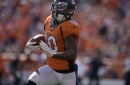 Somersaulting Emmanuel Sanders flips the switch for Broncos' offense