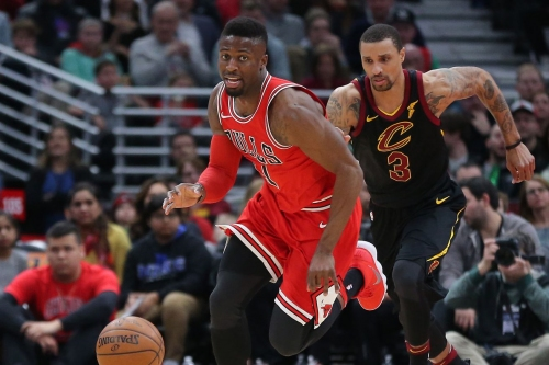David Nwaba is officially gone, and it really wasn't about the money