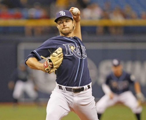 For starters: Rays vs. Indians, seeking 12 straight at the Trop