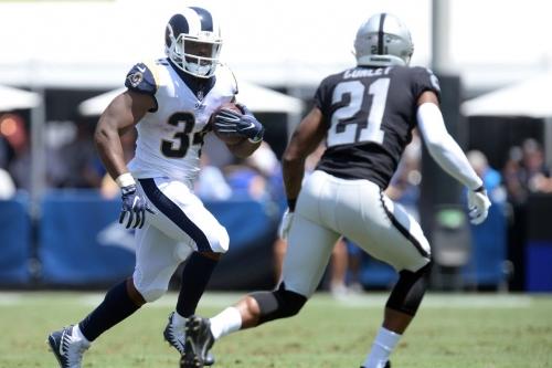 Five key match-ups week one Raiders vs Rams
