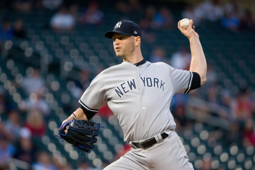 J.A. Happ comes through again, Yankees bats awaken in win over Twins