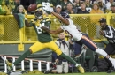 Tuesday Cheese Curds: Packers have their third starting receiver in Geronimo Allison