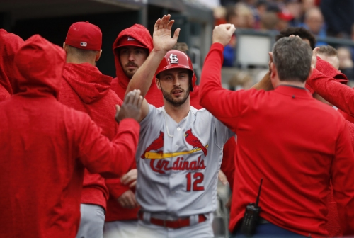 DeJong's glove, arm a big factor in Cards' win over Pirates