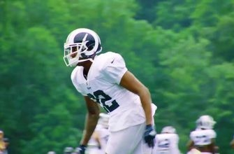 Marcus Peters is all confidence with new team | Rams Spotlight