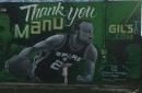 Open Thread: A Manu Ginobili mural commemorates his retirement