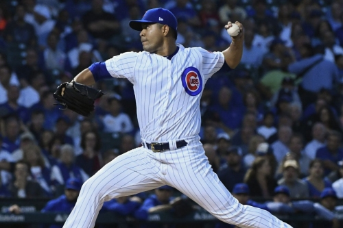 Cubs 3, Brewers 0: Q comes through