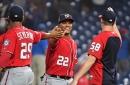 Wire Taps: Nationals sweep doubleheader; Juan Soto's crazy day; Ryan Zimmerman's future