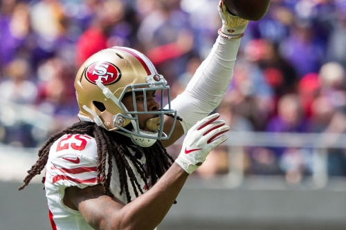 Richard Sherman has solid performance in first game back from Achilles surgery