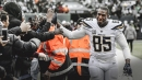 Antonio Gates reflects on first game back with Chargers