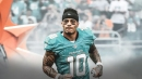 Dolphins have 'a lot of trust' in WR Kenny Stills