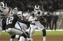 Rams-Raiders: What went as expected