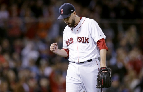 Matt Barnes injury: Boston Red Sox reliever throws for third straight day, but no bullpen session scheduled
