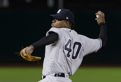 New York Yankees announce Wednesday lineup against Minnesota Twins