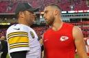 Chiefs' Wednesday injury report vs. Steelers