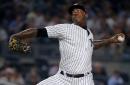 Aroldis Chapman could return to New York Yankees in a week