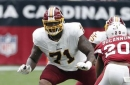 Redskins' offensive line living up to Hogs 2.0 nickname