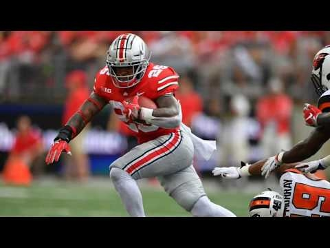 Ohio State vs. TCU Outrageous Predictions: 100 yards for Mike Weber and J.K. Dobbins